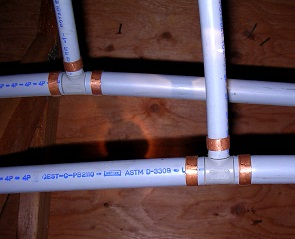 Polybutylene Pipes